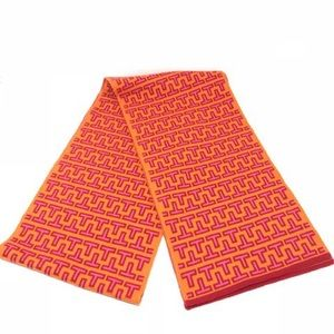 Tory Burch | T Print Scarf/Wrap | Great Condition